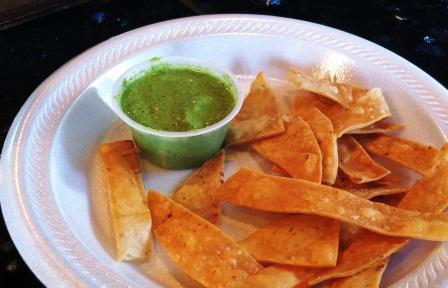 cilantro salsa