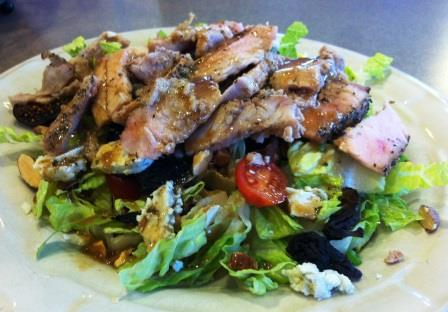 fig pork salad