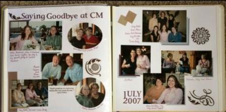 CM goodbye