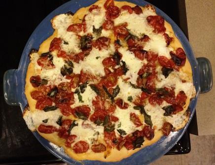 pizza full
