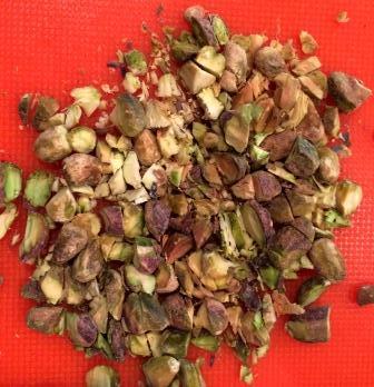 couscous pistachios
