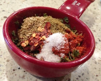 couscous spices