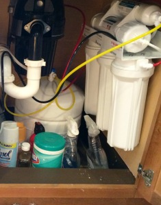 Under-the-kitchen-sink: After