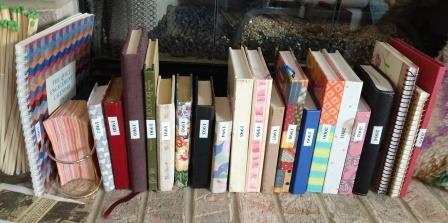 Grandmas journals