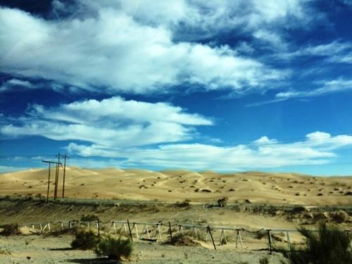 algondone dunes