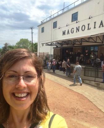 magnolia-selfie