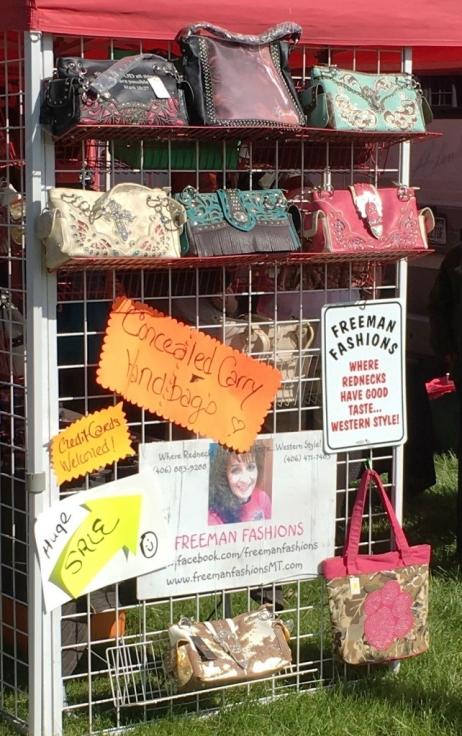 flea market concealed carry