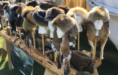 flea market furs
