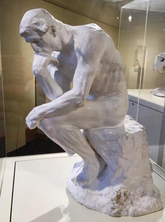 Rodins The Thinker