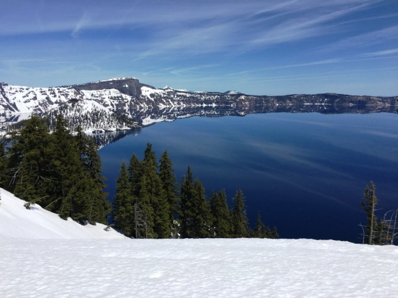 crater lake without one plea