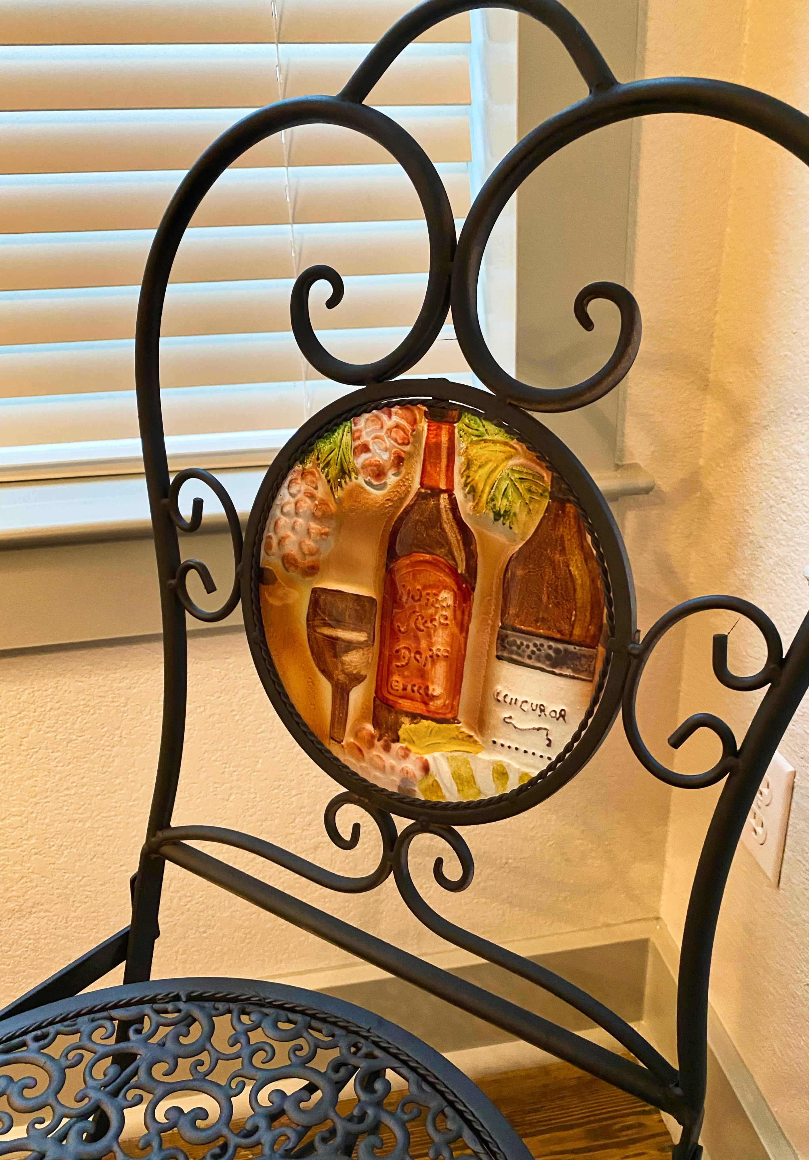 Art-wine chair